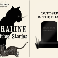 Book: October In The Chair (Coraline & Other Stories) Review