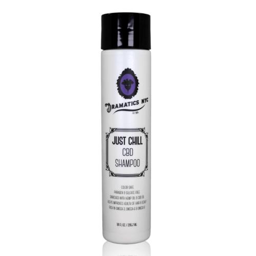 M-JCS-10-8005 Just Chill CBD Shampoo 10 oz