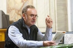 Volodymyr Serdiuk, playwright