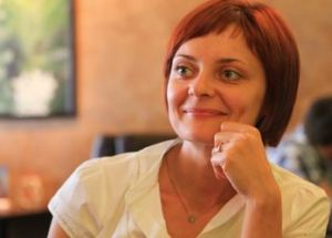 Tetyana Kytsenko, playwright