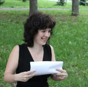 Iryna Garets, Playwright