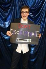 Sam_Don't discriminate