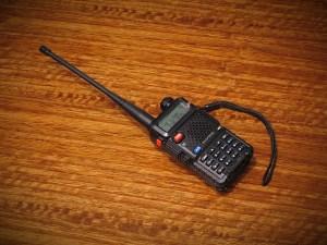 walkie talky