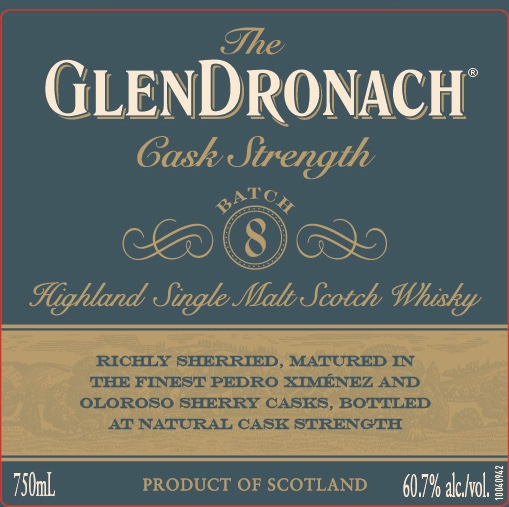 Image result for glendronach batch 8