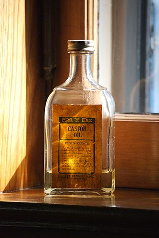Castor oil - picture by Pete Markham from Loretto, USA