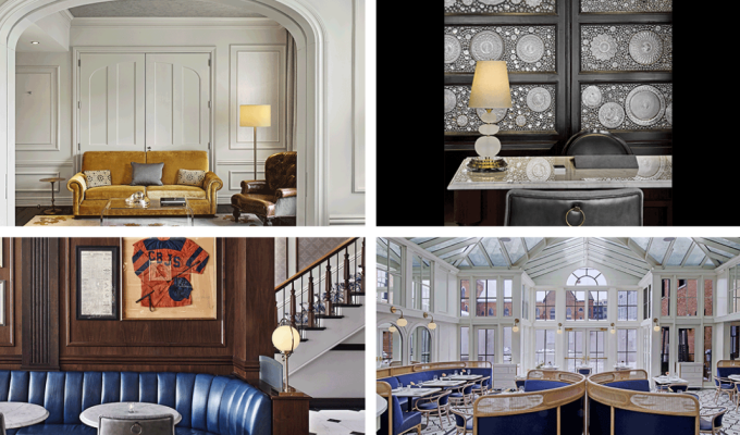 Adelphi Hotel Featured in Hospitality Design