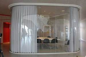 room divider curtain