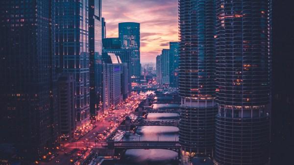 Классные и необычные картинки городов для рабочего стола