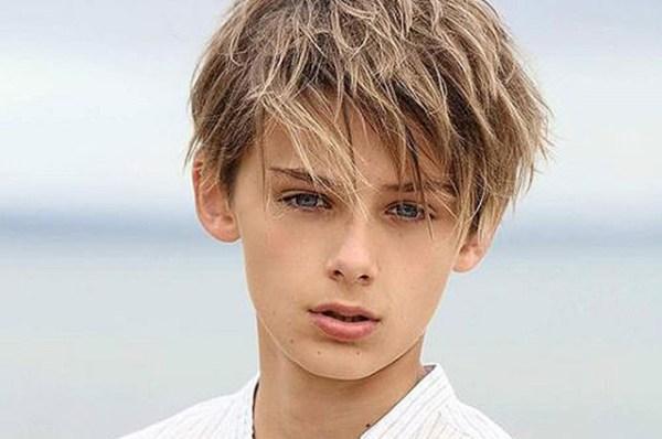 Самый красивый мальчик 11 лет в мире - фото