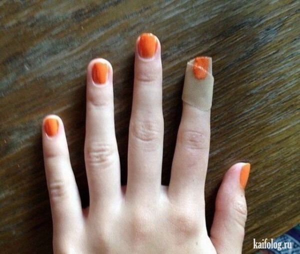 Картинки про прикольные ногти