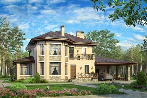 Картинки с домами красивые фото