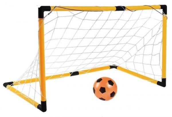 Футбольные ворота для детей картинка