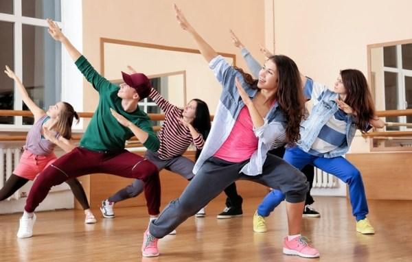 Картинки современные танцы - смотреть и тренироваться