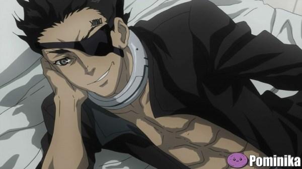 Картинки аниме парни черные волосы - подборка бесплатная