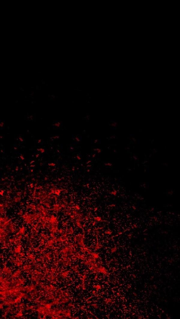 Красный фон для айфона - коллекция