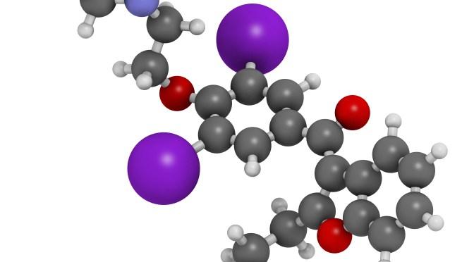 Amiodarona e tireoide: hipertireoidismo e tireoidite