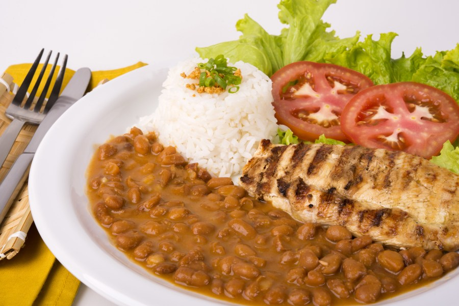 Típico prato da culinária brasileira
