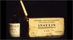 Primeira insulina