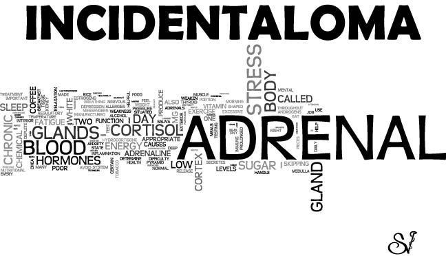 Incidentaloma adrenal