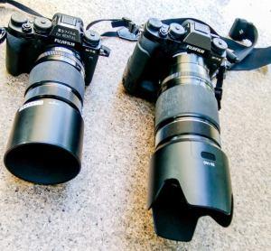 【実写比較】XF90mm・XF50-140mm・XF55-200mmが絞り開放で使えるのか検討してきた