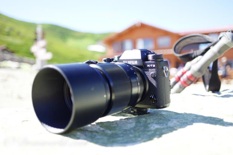 X-T2 + XF90mm