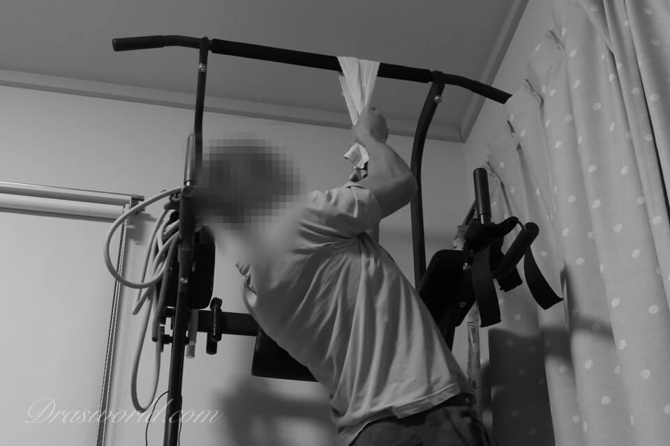 前腕が悲鳴をあげる3つの懸垂バリエーション
