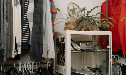 Say Goodbye Fast Fashion and Hello to Thrifting