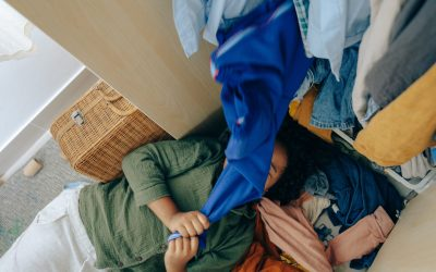 Spring Closet Cleanout: Declutter & earn $$ From Old Clothes