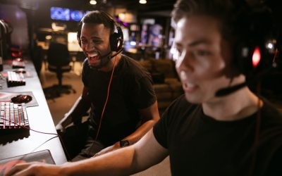 The Boom of Video Games and E-Sports