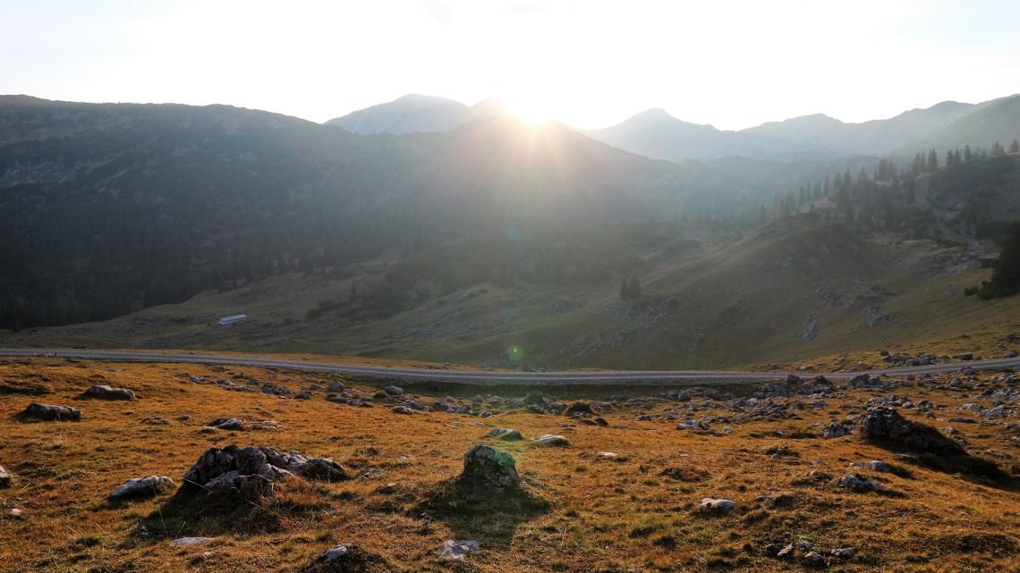 Feierabendtour auf die Hohe Kiste: Bike and Hike