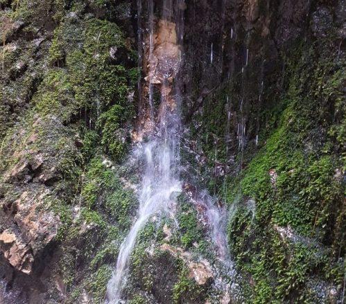 Wasser von oben