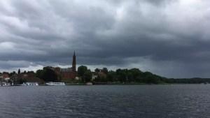Blick auf das Kloster Malchow