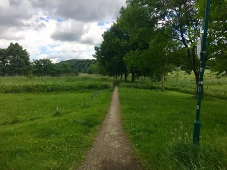 Fahrradtour aus Crivitz heraus