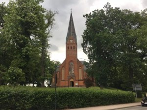 Kirche in Malchow