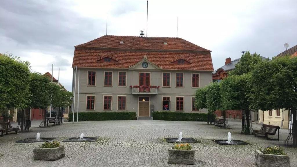 Rathaus Malchow