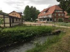 Wassermühle an der Mildenitz in Dobbertin
