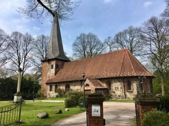 Alt-Rahlstedter Kirche