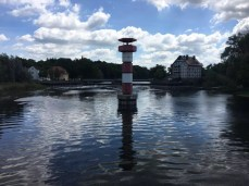 An der Havel in Rathenow