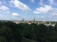 Blick auf die Altstadt vomn Berlin-Spandau