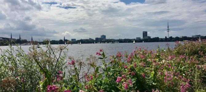 Kleine Radtour in Hamburg: Von der Alster entlang der Wandse nach Rahlstedt