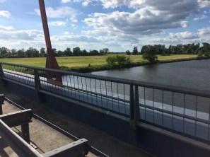 Brücke über die Havel bei Strodehne