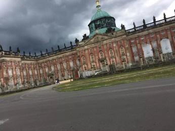 Das Neue Palais im Park Sanssouci