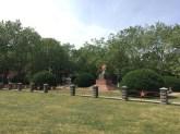Das russische Soldatenmahnmal in Hennigsdorf