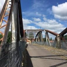 Die Alte Brücke in Plaue