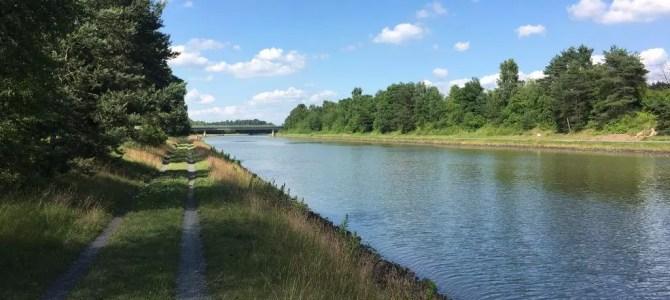Fahrrad-Trekking-Tour durch Norddeutschland: Nordostdeutsche Runde über 900 km