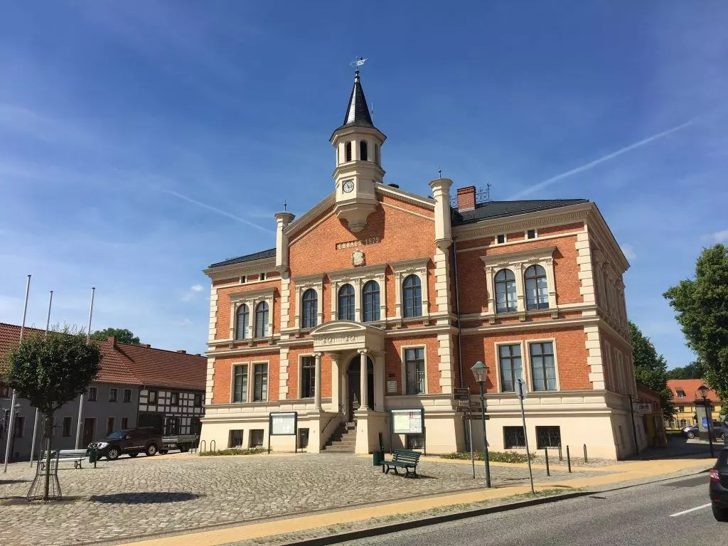 Rathaus in Liebenwalde