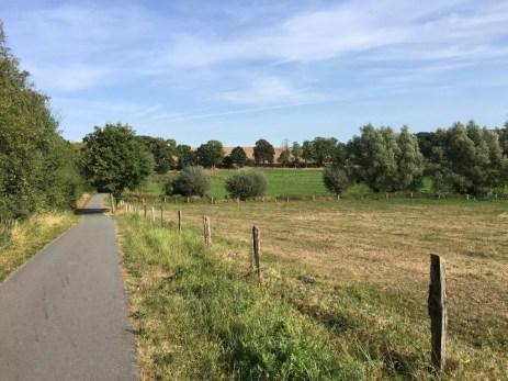 Wandern an der Ostsee: Der Wanderweg bei Brook