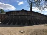 Ziegeleiofen im Ziegelpark Mildenberg