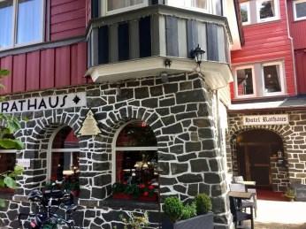 Restaurant Hotel Rathaus in Wildemann - tolles Essen!