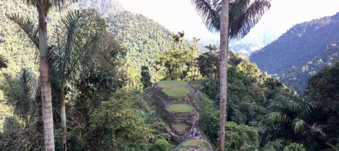 """Trekking in Kolumbien: Wanderung zur """"Verlorenen Stadt"""" – Ciudad Perdida (Tag 3 von 4)"""
